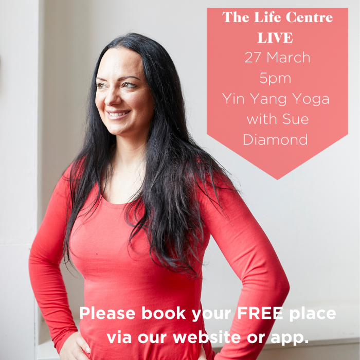 The-Life-Centre-LIVE-27-March-5pm-Yin-Yang-Yoga-with-Sue-Diamond